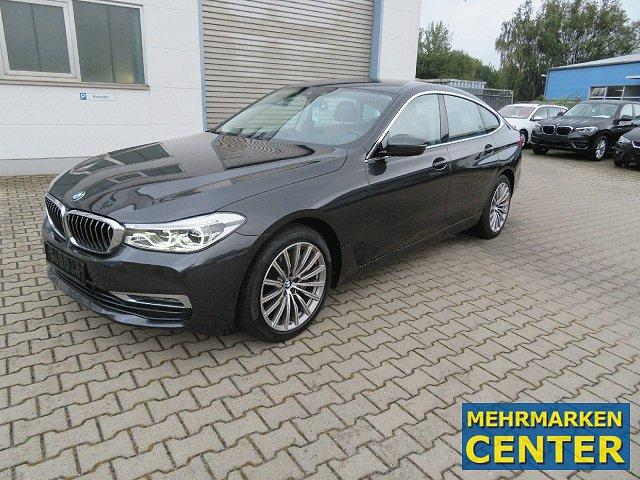 BMW 6er Gran Turismo - 630 i Luxury Line*Navi Prof*Head-Up