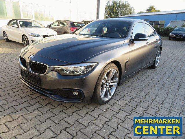 BMW 4er Gran Coupé - 418 d Sport Line*Navi*AHK*LED*PDC*