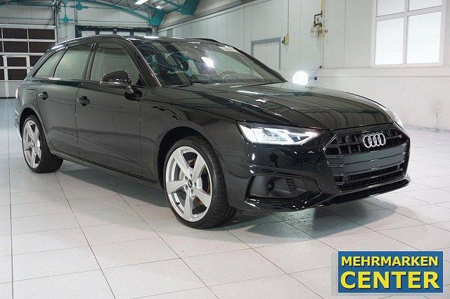 Audi A4 Avant - 40 TDI S-TRONIC ADVANCED NAVI LED LM19 AHK