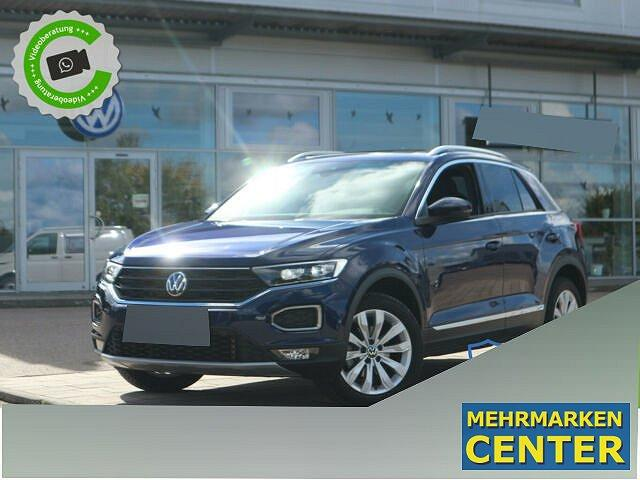 Volkswagen T-Roc - 1.5 TSI DSG SPORT EL. HECKKLAPPE+NAVI+LED+