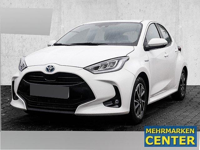 Toyota Yaris - Hybrid Club 1.5 Dual-VVT-iE EU6d NAVI