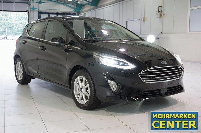Ford Fiesta - 1,0 ECOBOOST HYBRID 5T TITANIUM X NAVI LED BO LM16