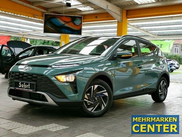 Hyundai BAYON - 1,0 T-GDI Comfort Alu Sitz- + Lenkradheiz.