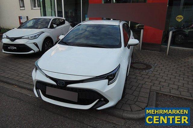 Toyota Corolla Touring Sports - 2.0 Hybrid Team Deutschland