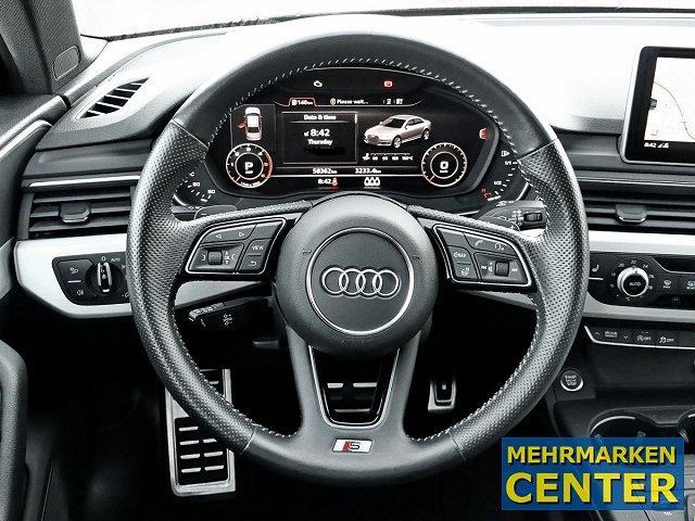Audi A4 Limousine - 3.0 TDI quattro S-tronic S Line Vir
