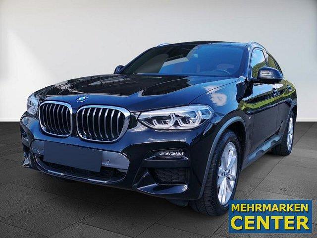 BMW X4 - xDrive30i AT M Sport X Innovationsp. EDC AHK