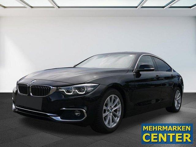 BMW 4er - 430d Gran Coupe Luxury Line Aut. Navi Head-Up HiFi Alarmanlage