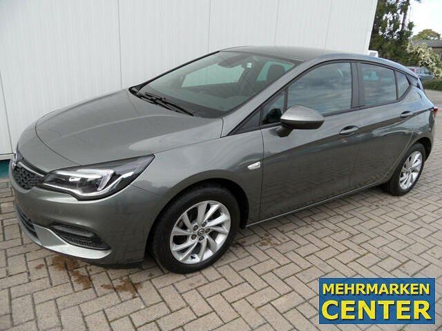 Opel Astra - Lim. 1,2 Edition 5-tg+Sitzheizung+Alu+PDC