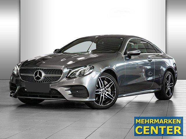 Mercedes-Benz E-Klasse - E 400 4M Coupé AMG Sport Burm LED Pano Navi SHD