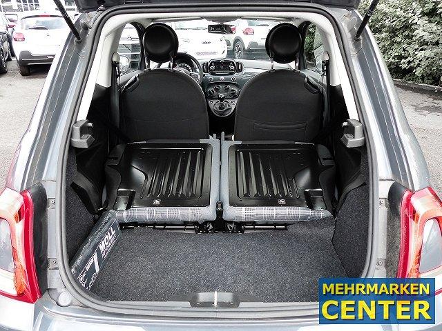 Fiat 500 Lounge 1.2 8V Panorama Multif.Lenkrad Knieairbag RDC Klima Temp PDC AUX USB MP3 ESP