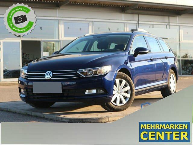 Volkswagen Passat Variant - 1.6 TDI DSG NAVI+AHK+BLUETOOTH+AC