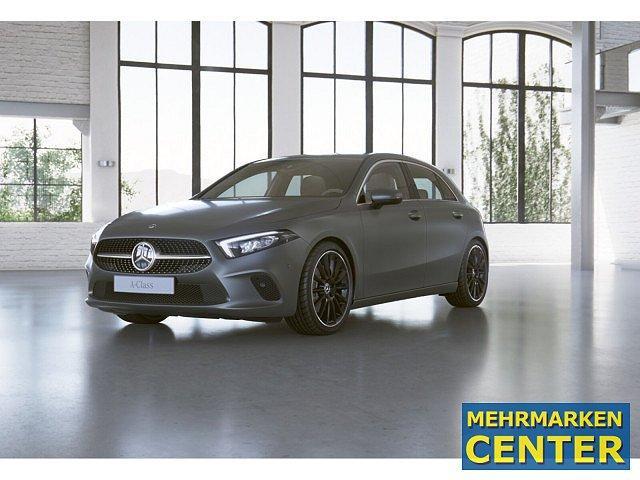 Mercedes-Benz A-Klasse - A 250 Progressive 19AMG designo Distr LED Navi K