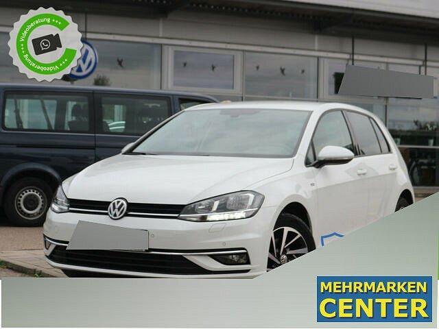 Volkswagen Golf - VII 1.6 TDI JOIN AHK+NAVI+BLUETOOTH+SHZ+PDC