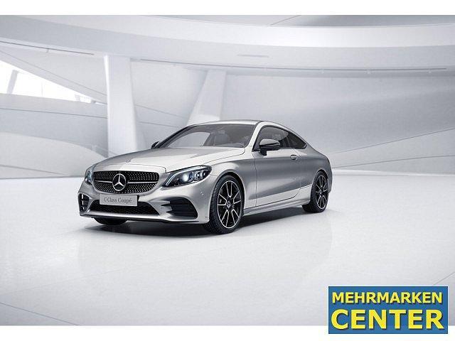 Mercedes-Benz C-Klasse - C 300 d Coupé AMG Sport Night Wide Burm Keyl Dis