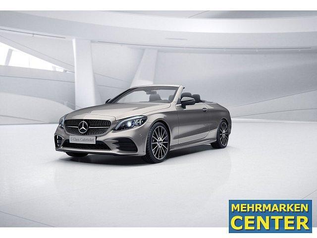 Mercedes-Benz C-Klasse - C 300 d Cabrio AMG Sport Night Burm Distr LED Na