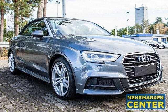 Audi A3 Cabriolet - Cabrio*3xS-LINE*2.0 TDI/18/VIRTUAL/BO/LED