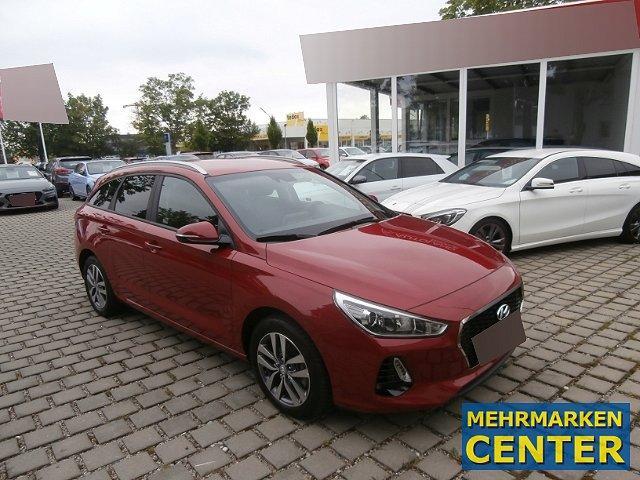 Hyundai i30 Kombi - i30cw NEW 1,4l MPI 100PS M/T FAMILY PLUS Navi Rückfahrkam. Fernlichtass. LED-Tagfahrlicht