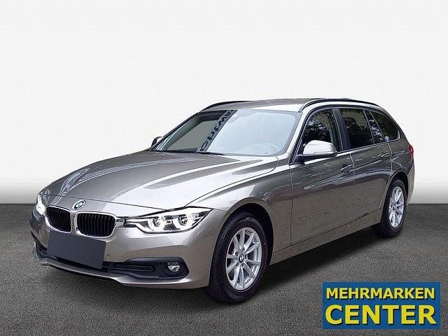 BMW 3er Touring - 320d xDrive Aut. Navi Klimaaut. PDC v+h
