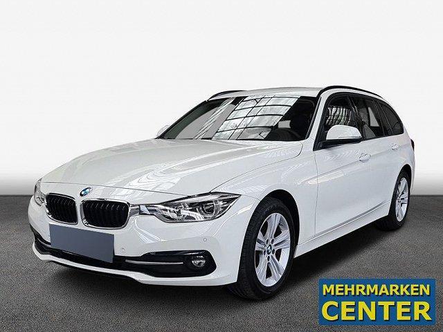 BMW 3er Touring - 320d Sport Line HuD Navi RFC Sitzhzg. v.