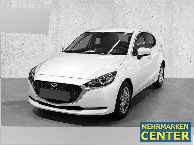 Mazda Mazda2 - 2 SKYACTIV-G 90 M Hybrid 6GS KIZOKU LED Sitzheizung Rückfahrkamera