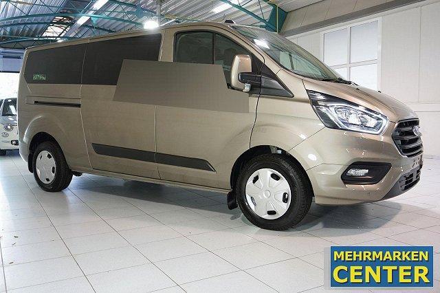 Ford Transit Custom - 2,0 ECOBLUE AUTO. 320 L2H1 VA TREND 9-S. KLIMA PDC AUDIO KAMERA AHK