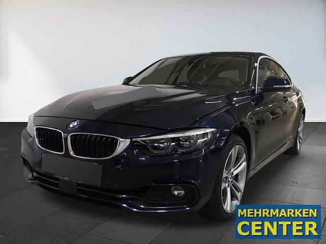 BMW 4er - 435d xDrive Gran Coupe Sport Line Navi LED GSD HUD