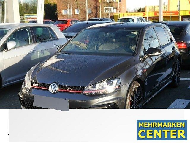 Volkswagen Golf - 7 VII 2.0 GTI TSI Clubsport Xenon Rear View Sitzhzg. Dynaudio App
