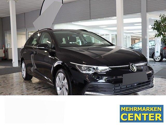 Volkswagen Golf Variant - 8 VIII 1.5 TSI Style Navi LED ACC AppConnect Spurhalte u. Front-Assist