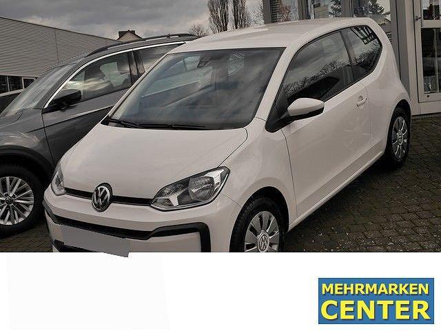 Volkswagen up! - up 1.0 TSI BMT move Klima Tempo Einpark City-Notbrems