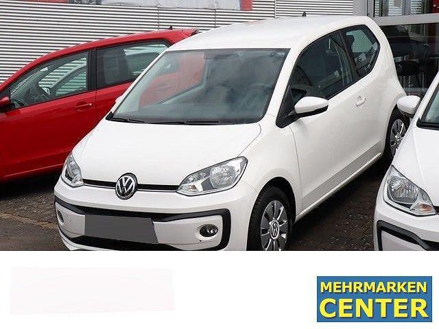 Volkswagen up! - up 1.0 move Klima Winter-Paket Sitzhzg Nebel MFA
