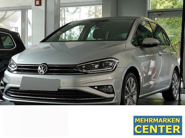 Volkswagen Golf Sportsvan - 7 VII 1.5 TSI ACT Highline aKlima LED Alarm App-Connect Einpark