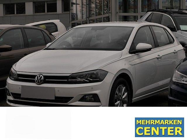 Volkswagen Polo - 6 VI 1.6 TDI Highline Navi Einparkhilfe Connect Front Assist