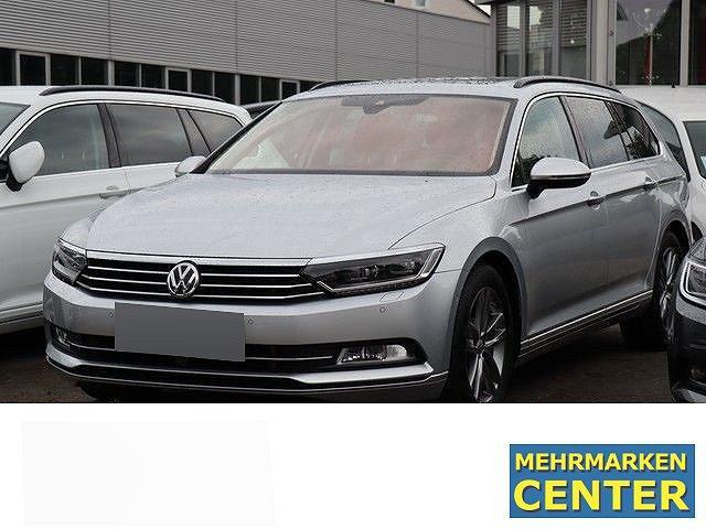 Volkswagen Passat Variant - 1.8 TSI BMT DSG Comfortline LED ACC Navi Pano AHK Head-Uo Kamera