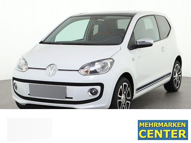 Volkswagen up! - up 1.0 jeans Pano CoolSound 16Zoll