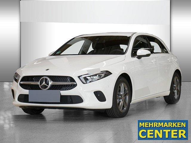 Mercedes-Benz A-Klasse - A 220 4M Style LED Navi Spurh.-Ass. SHZ Einparkh