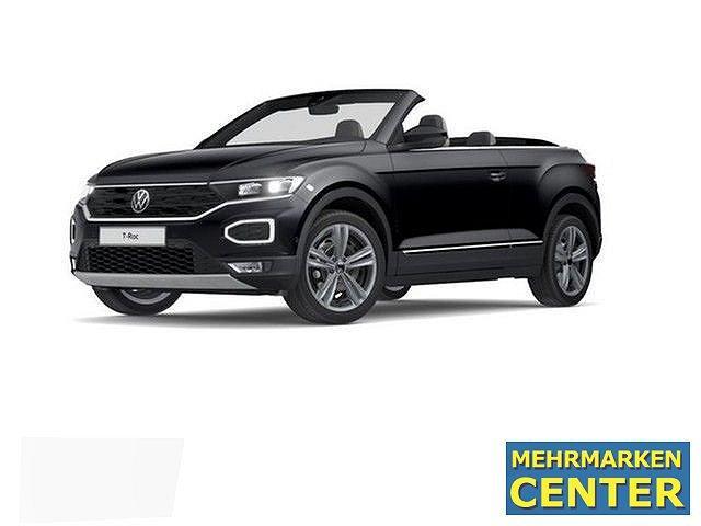 Volkswagen T-Roc Cabriolet - 1.5 TSI DSG Style Herbst Special 18 Zoll Navi
