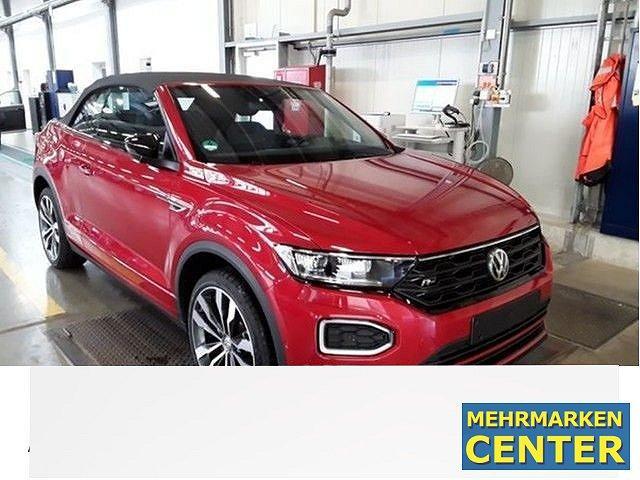 Volkswagen T-Roc Cabriolet - 1.5 TSI DSG R-Line LED ACC Kessy DCC beats Windschott Rear VIew Navi DAB+ App 19