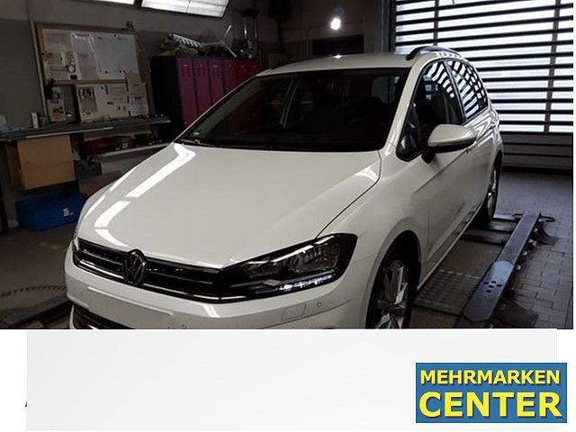 Volkswagen Golf Sportsvan - 1.5 TSI Comfortline App Sitzhzg. Climatronic Light Assist ParkPilot 17
