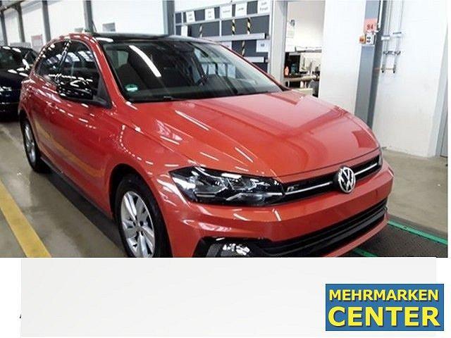 Volkswagen Polo - 6 VI 1.6 TDI DSG IQ.Drive R line ACC Kessy Sitzhzg. Pano Rear View Beats App Navi