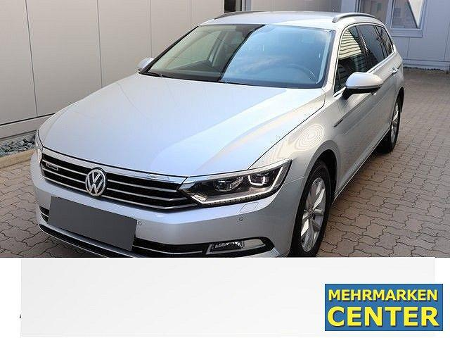 Volkswagen Passat Variant - 2.0 TDI 4M DSG Comfortline Navi,AHK,LED