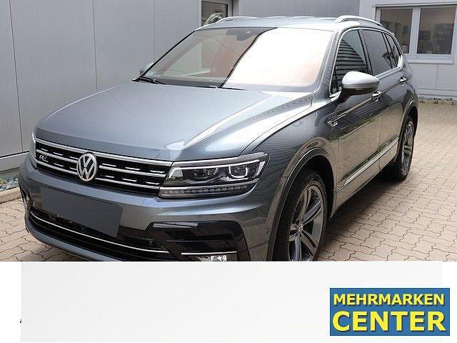 Volkswagen Tiguan Allspace - 2.0 TDI DSG Comfortline R-Line Navi,AHK,Standhz.,LM19,LED,Active Info