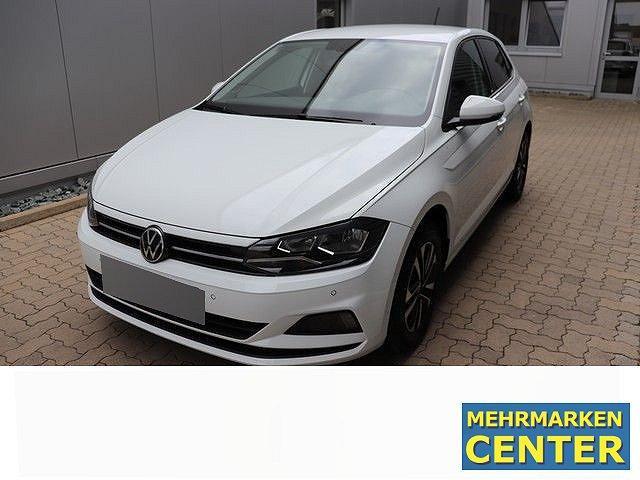 Volkswagen Polo - VI 1.0 TSI United Navi,KlimaautomatikDAB