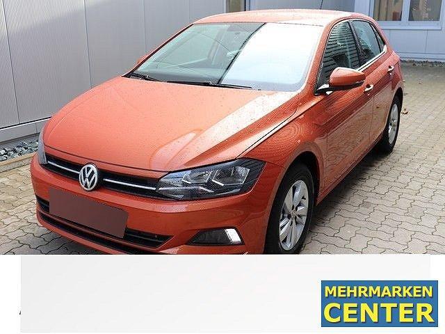 Volkswagen Polo - VI 1.0 TSI OPF Comfortline Klima,LM15,Multilenkrad