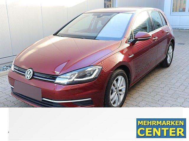 Volkswagen Golf - VII 1.5 TGI DSG Comfortline Navi,Standhz.,LED,DAB