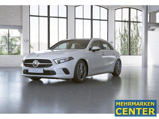 Mercedes-Benz A-Klasse - A 180 d Progressive AHK LED Navi Kamera Spurh.-A