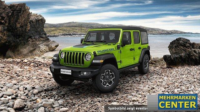 Jeep Wrangler - JL PLUG-IN HYBRID 4XE RUBICON MJ21