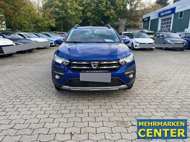 Dacia Sandero - III Stepway Comfort 1.0 TCe 90 CVT +KLIMAAUTO+PDC+TEMPOMAT+UVM+