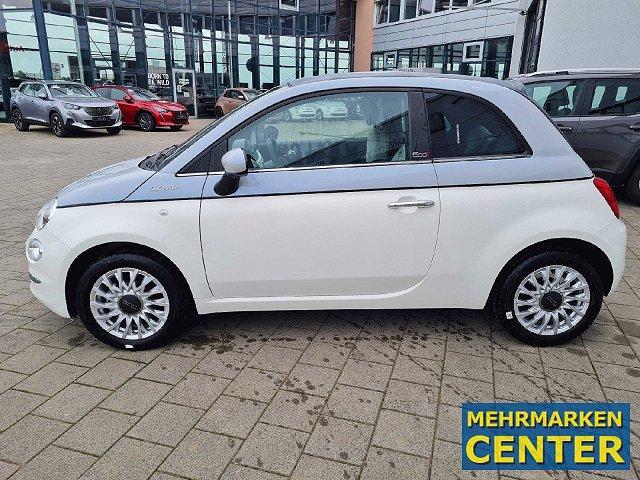 Fiat 500C - MY21 1.0 GSE Hybrid DOLCEVITA 51kW #LM DAB+