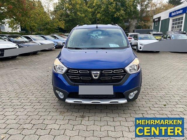 Dacia Lodgy - Stepway 1.5 BLUE dCi 115 7 Sitzer Navi SHZ ALU Klima Rückfahrkamera Multif.Lenkrad