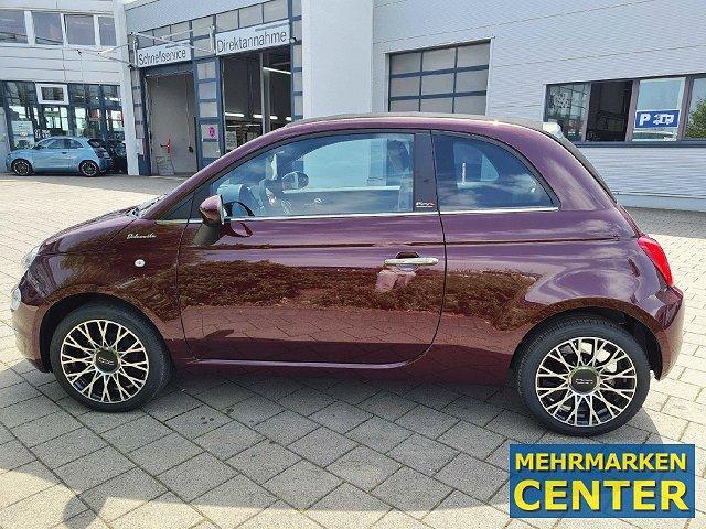Fiat 500C - MY21 1.0 GSE Hybrid DOLCEVITA 51kW NAVI LR